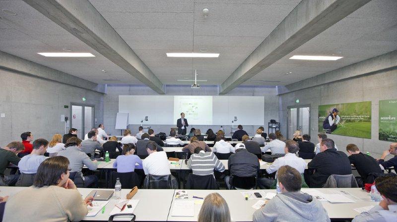 En comparaison internationale, les Suisses consacrent peu de temps à la formation continue. (illustration)