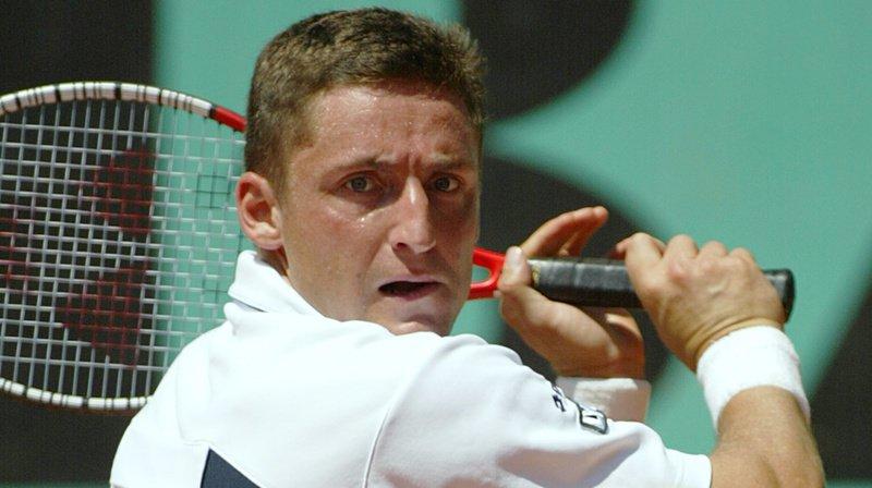 Tennis: Andrea Gaudenzi prend les rênes de l'ATP