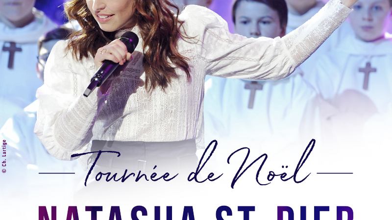 Concert de Natasha St-Pier