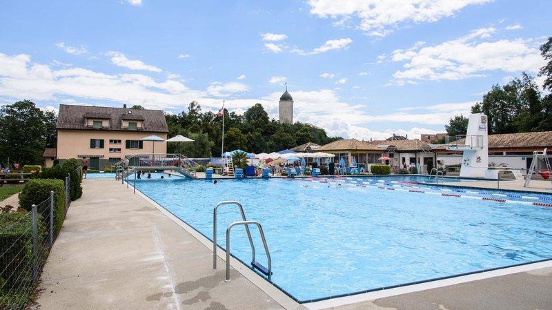 Pour ses 50 ans, la piscine d'Aubonne aurait besoin d'un lifting