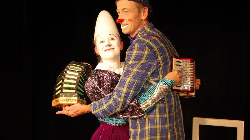 Lulu & Chichili - Spectacle de clown