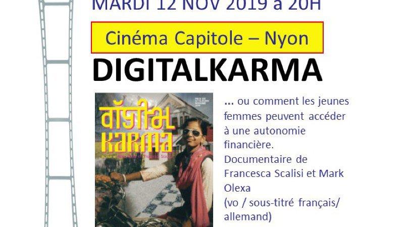 DigitalKarma - Film documentaire - vo/soustitré FR