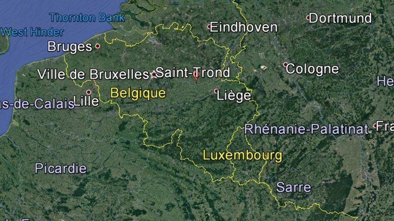 Vingt migrants découverts à bord de deux camions en Belgique
