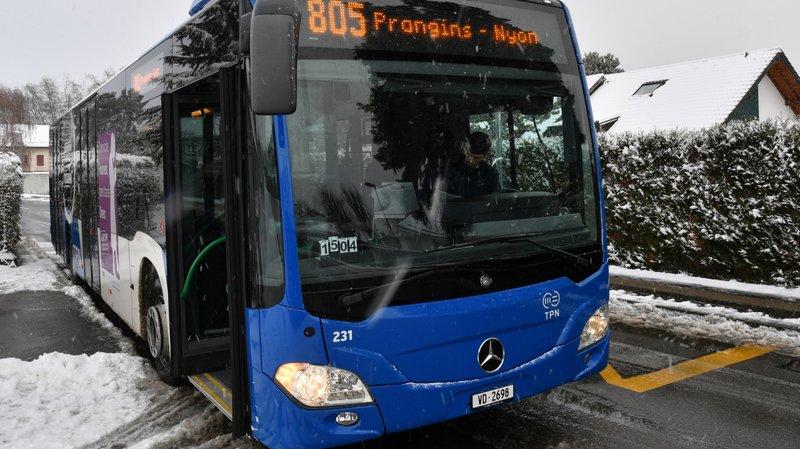 Comment sont tempérés les transports publics?