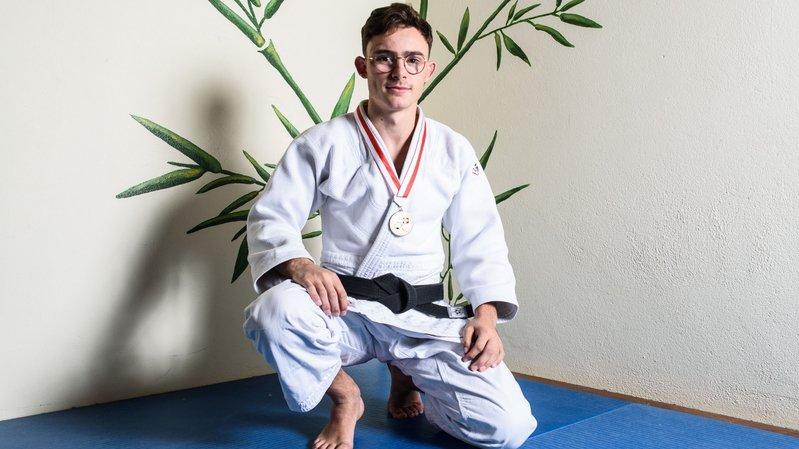 La pépite du Judo Club Ballens a soif de médailles