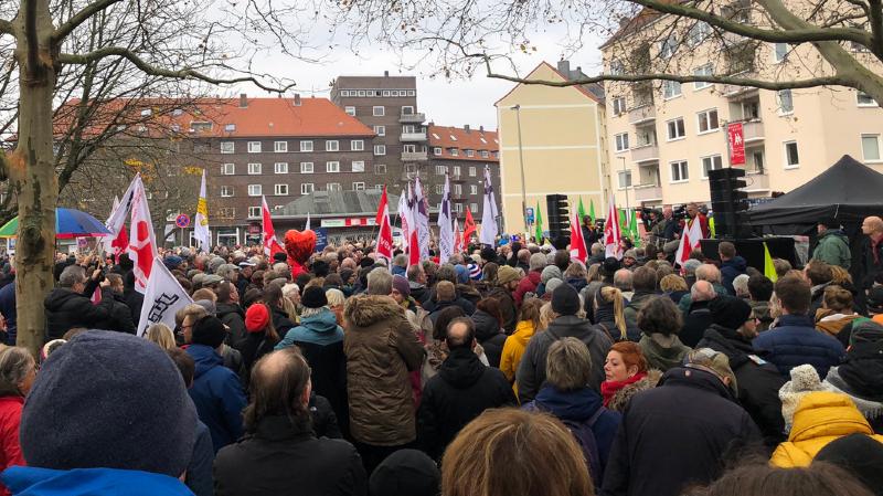 Allemagne: mobilisation à Hanovre pour la liberté de la presse