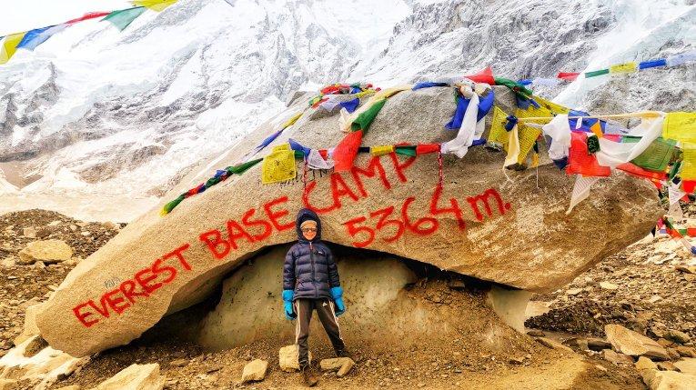 Sur l'Everest, une famille de Saint-Cergue déplace des montagnes