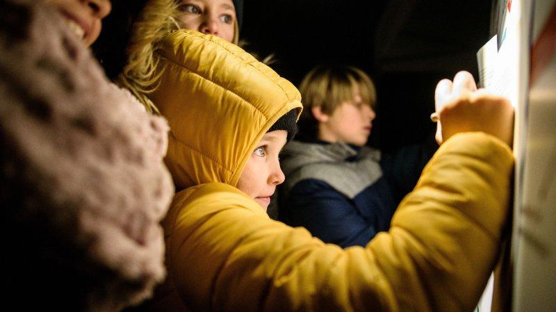 A Morges, des jeunes ont organisé une fête des lucioles