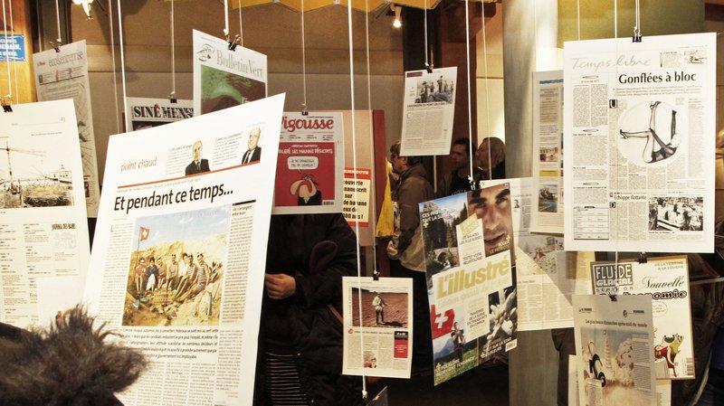 C'était hier: la Suisse, berceau de l'esprit satirique