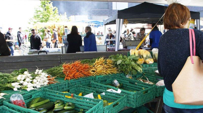 Cinq bonnes raisons de faire les marchés paysans