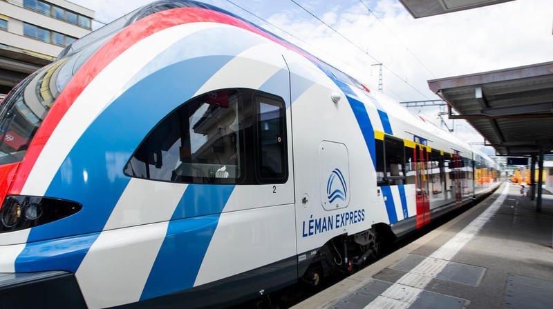 Horaires CFF 2020: plus de trains grâce au Léman Express