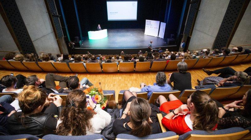 La soirée se déroulera au théâtre de Grand-Champ, à Gland.