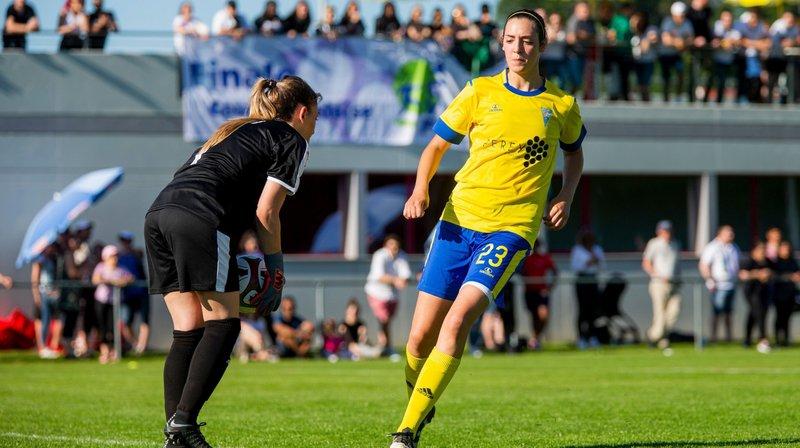 Les filles de Pied du Jura quittent la Coupe suisse la tête haute
