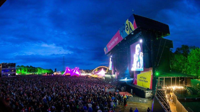 La 45e édition de Paléo se tiendra sur sept jours, grâce à la venue de Céline Dion.