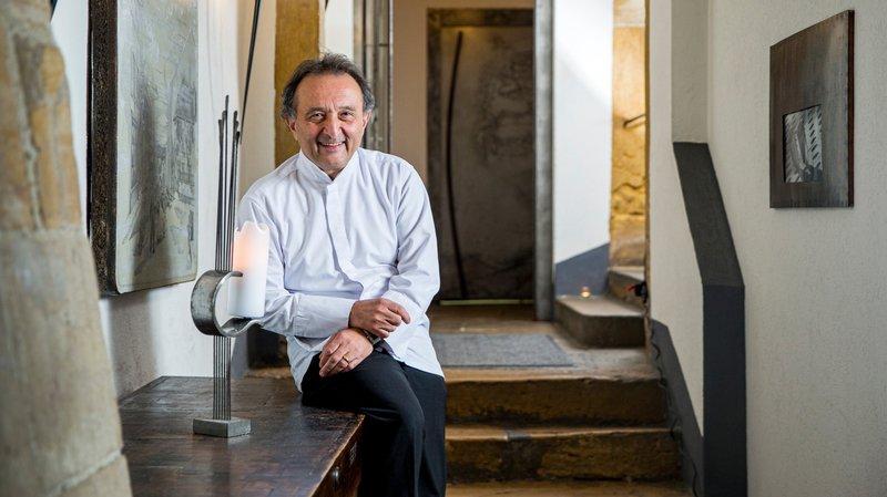 Cossonay: le nouveau défi du chef étoilé Carlo Crisci