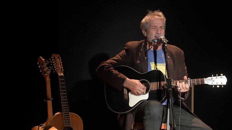 Sarclo: «Les chansons de Bob Dylan me sont rentrées dedans»