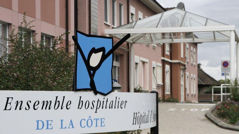 Un ambitieux projet de développement pour l'hôpital d'Aubonne