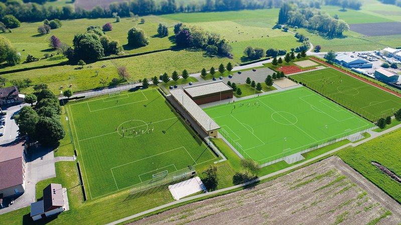 Faute de soutien, Gingins est contraint de revoir son projet de centre sportif