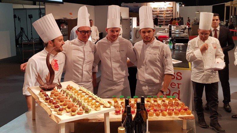 Givrins: Marius, la boulangerie aux doigts d'or