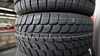 Environnement: des tonnes de micro-caoutchoucs issus des pneus se sont accumulées dans la nature