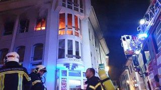 Nyon: incendie dans un appartement à la rue du Marché