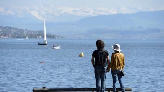 Amour: trois quarts des Suisses âgés de 18 à 80 ans sont en couple