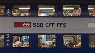 Retards des CFF: pour être indemnisé, un trajet devra durer plus d'une heure et le billet coûter au moins 40.-