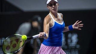 Tennis - Masters de Shenzhen: diminuée par une blessure, Belinda Bencic est contrainte à l'abandon
