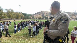 Etats-Unis: mort de l'adolescent qui a ouvert le feu dans son école et tué deux camarades