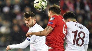 Football – Euro 2020: sans convaincre, la Suisse assure l'essentiel face à la Géorgie