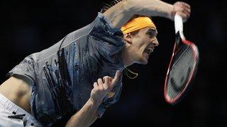Tennis – Masters de Londres: malgré sa victoire Nadal est éliminé et c'est Tsitsipas qui affrontera Federer