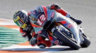 Moto2 – GP de Valence: Thomas Lüthi termine sa saison sur une 2e place