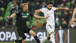 Football – Europa League: Déjà qualifié, Bâle s'incline à Krasnodar