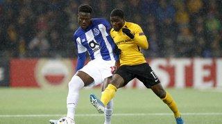 Football – Europa League: Young Boys perd face à Porto et rate une belle occasion
