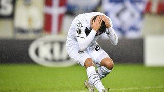 Football – Europa League: Lugano éliminé après sa défaite face à Copenhague