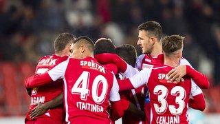 Super League: précieux succès de Sion contre la lanterne rouge