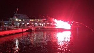 Supporters du Genève-Servette forcés de débarquer à Morges