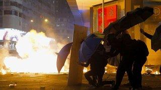 La bataille de Poly U, bastion des insurgés de Hong Kong