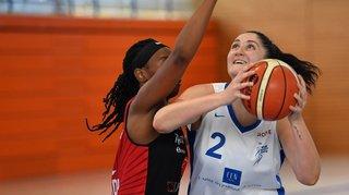 Nyon Basket Féminin s'incline la tête haute chez Troistorrents