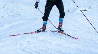 Ski de fond: un joli manteau blanc pour les Rousses