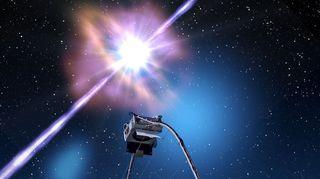Espace: une énergie monstrueuse détectée dans le cosmos