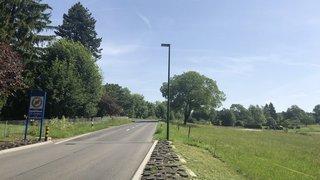Le Muids: l'accès routier à la future école validé