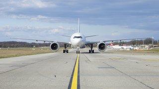 Le développement de l'aéroport de Genève sera contenu