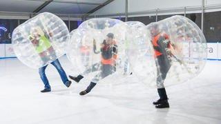 Gland: quand le foot fait des bulles
