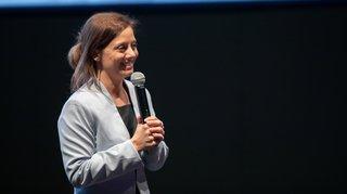 Virginie Faivre: «Nous voulons des Jeux intelligents et durables»