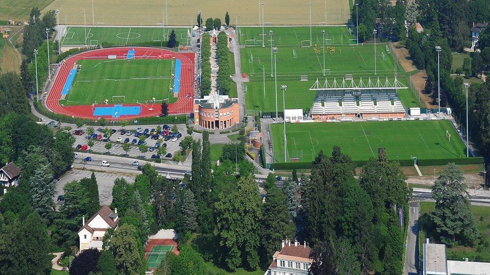 La transformation du centre sportif de Colovray, qui date de 1991, était devenue une Arlésienne.