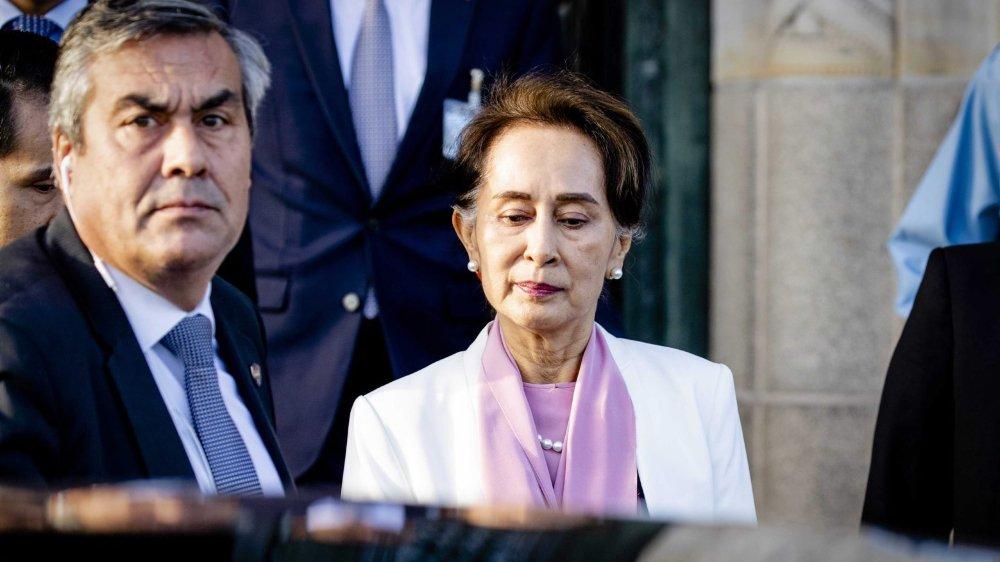Aung San Suu Kyi rejette les accusations de génocide.