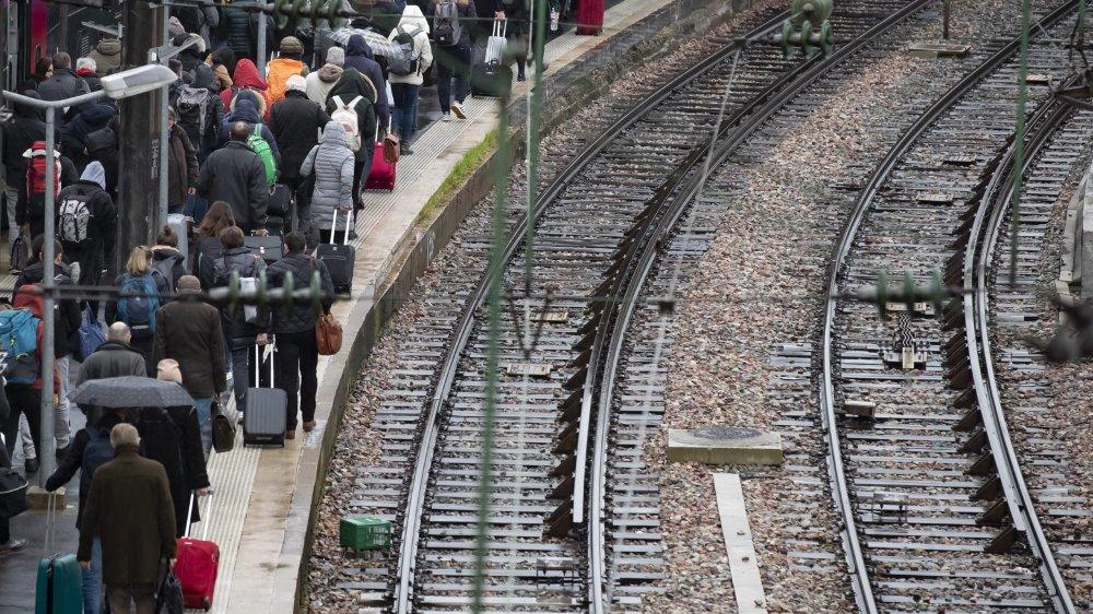 La région parisienne a vécu, hier, une nouvelle journée noire, notamment en matière  de transports publics.