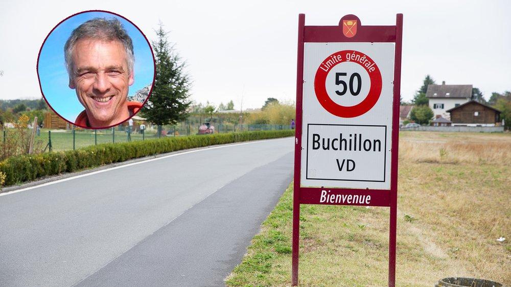 """Pour le syndic Robert Arn, Buchillon fait partie des communes """"persécutées"""" par le canton."""