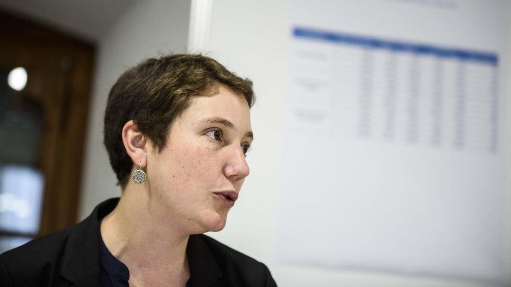 Chloé Besse a démissionné de la présidence de la commission des finances.